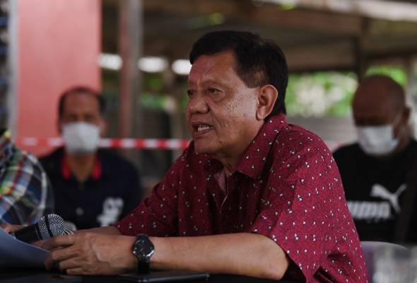 Timbalan Ketua Bersatu Bahagian Pekan umum bertanding calon bebas PRK Chini