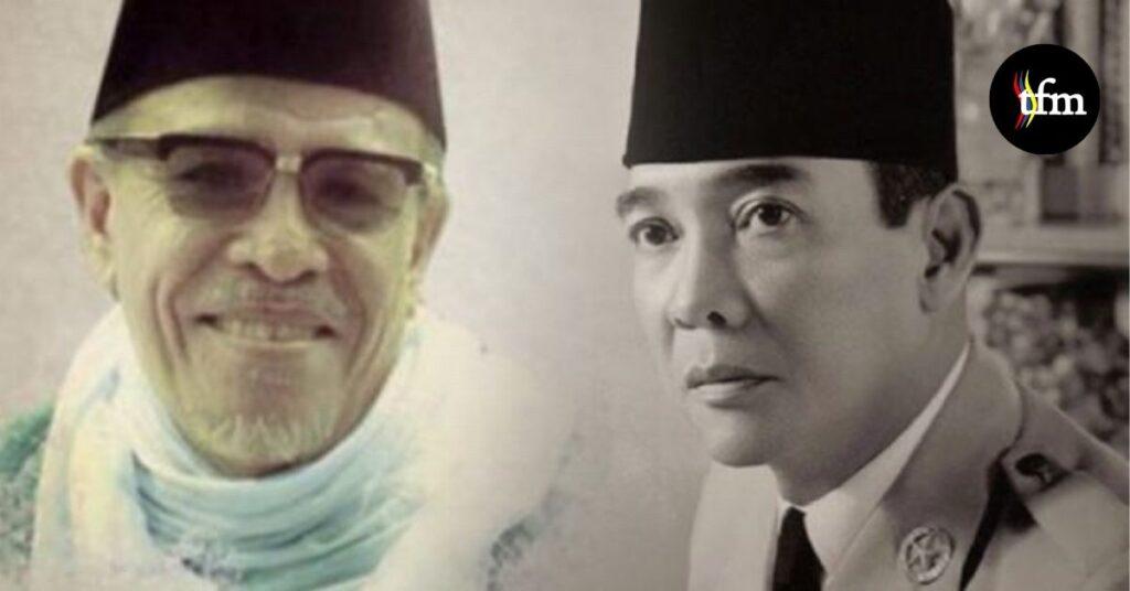 Kisah Klasik Buya HAMKA dan Wasiat Bung Karno