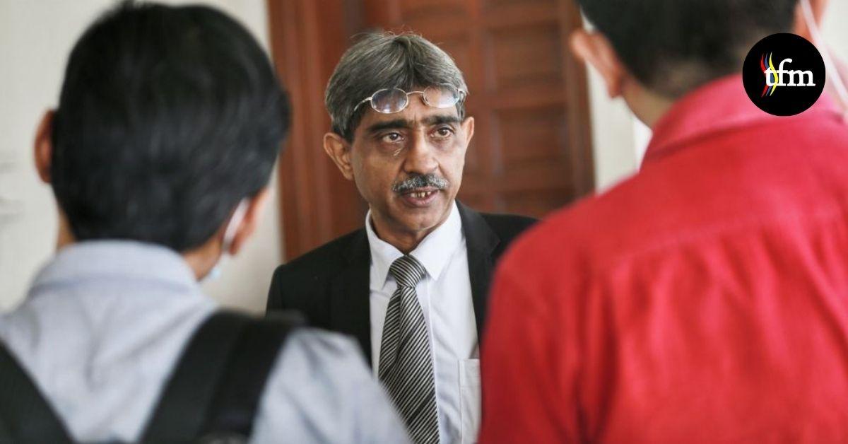 Haniff Khatri Fail Saman Tuntut RM12.5 Juta Daripada BERSATU