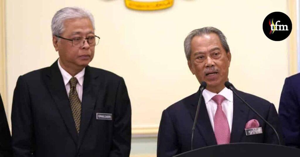 85% Rakyat Menolak Mahiaddin Yasin Perlu Kekal Sebagai PM
