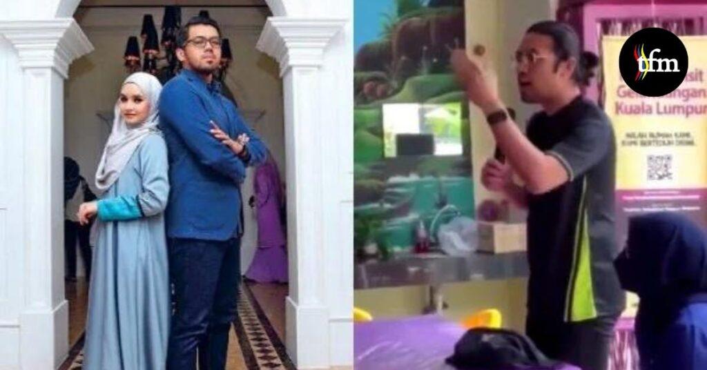 Pakcik Tua Dimalukan Di Khalayak Ramai, Netizen Kecam Sikap Biadab Suami Pengasas Butik