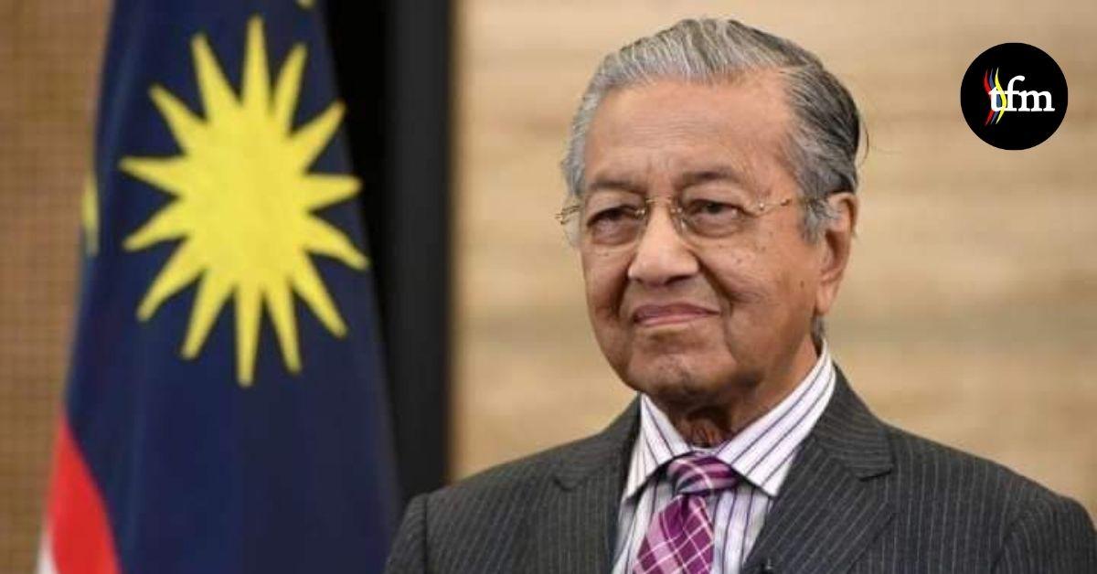 Sempena Ulang Tahun Ke-96 : Dr Mahathir doakan Malaysia dimajukan semua pihak