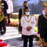 Agong amat dukacita, pengumuman Takiyuddin kelirukan Dewan Rakyat