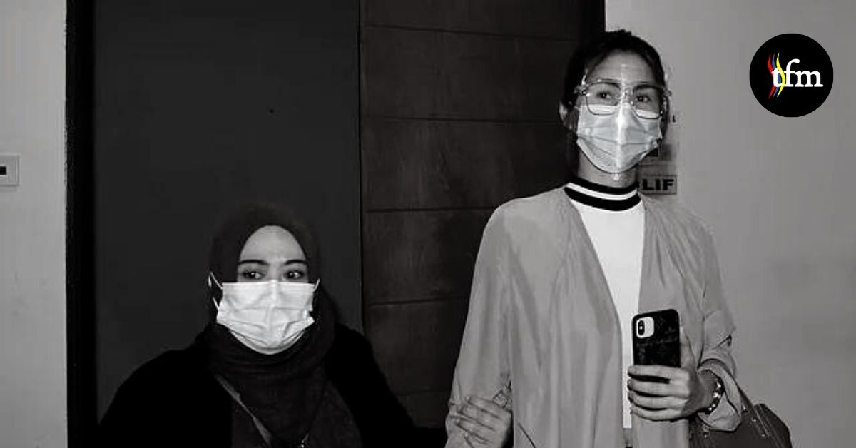 Nur Sajat Berjaya Ditahan Pihak Imigresen Thailand