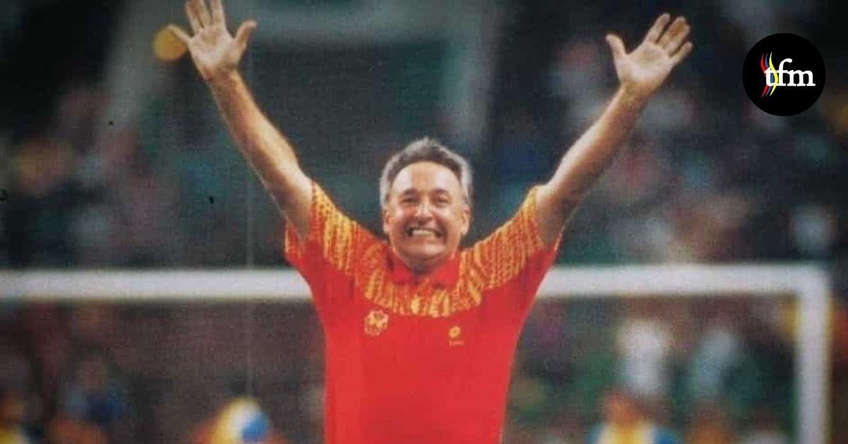 Bekas Pengendali Skuad Bolasepak Kebangsaan dan Selangor, Ken Worden meninggal dunia